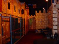 Bearheart Childrens Soft Play, Stirling TO LET