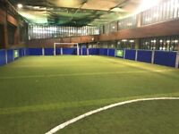 SPACES - Brixton Rec 5-a-side Football!