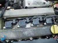 Coil pack Saab 9-3 2.0 Turbo.