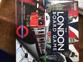 London Underground board game