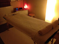 Male massage: Enjoy some 'me-time' with a trained, experienced massage therapist