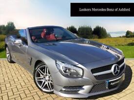 Mercedes-Benz SL SL500 AMG SPORT (silver) 2013-09-06