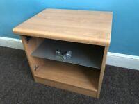 Ikea Bedside Cabinet - No Glass Door