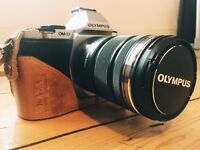 Mint Condition Olympus OM-D EM5 16.0MP Digital Camera