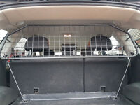 Dog Guard for Vauxhall Antara - 2 years old, great condition, easy install, cost £115 new