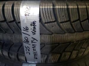 1 winter tire eternity winter 225/60r16
