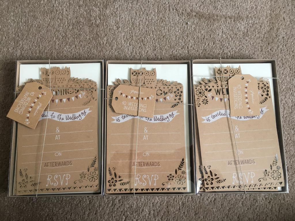 Paperchase Wedding Invitations | in Sunderland, Tyne and Wear | Gumtree