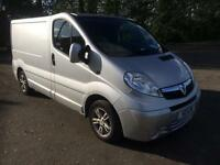 Vauxhall vivaro sale or swap fancy a change? SUV? Pick up?