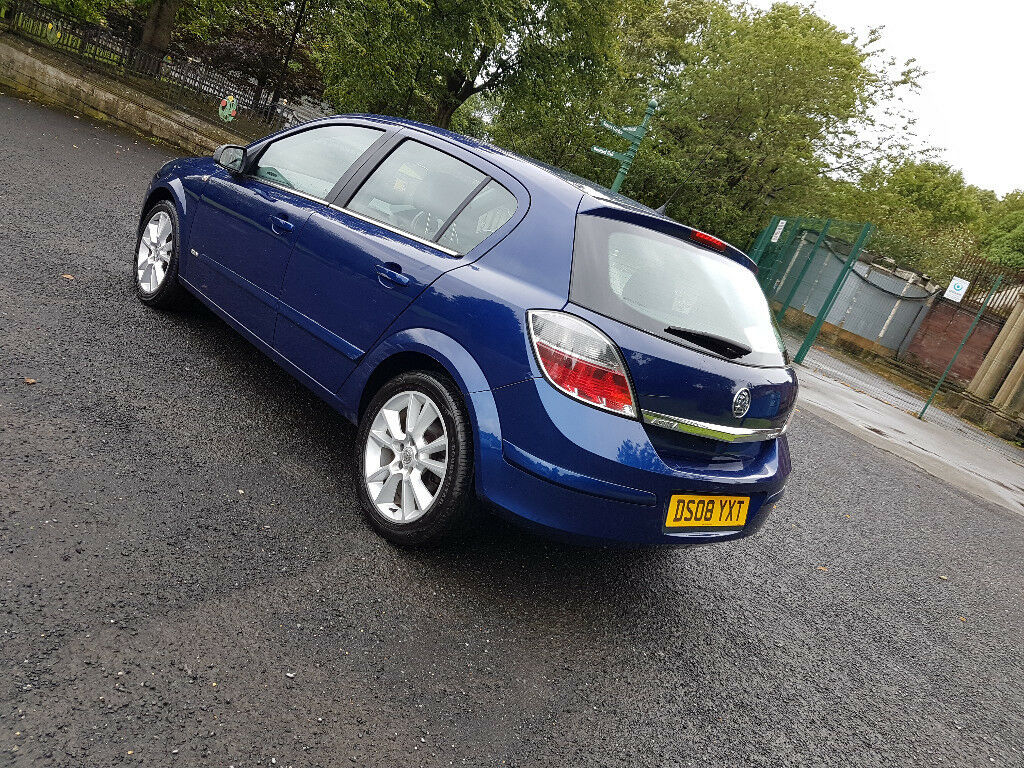 2008 VAUXHALL ASTRA DESIGN,1.9 CDTI,150 BHP,2 OWNERS,12 MONTHS MOT,99,000 MILES,DRIVES GREAT,P/X..