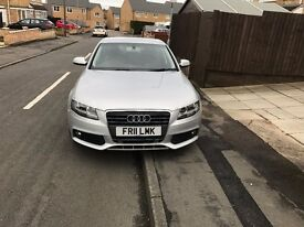 Audi A4 2.0 TDI Technik 4dr *SAT NAV*FULL LEATHER