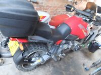 great bmw r1100gs 9 months mot abs panniers fuel injection