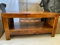 Coffee Table or TV Unit (Solid Wood)