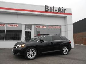 2014 Toyota Venza Leather/ Panoramic Roof/ Navigation