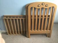 Child-cot in good condition