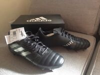 New adidas Kakari Rugby Boots - Size 10