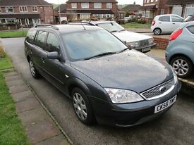 Ford Mondeo tdci 130