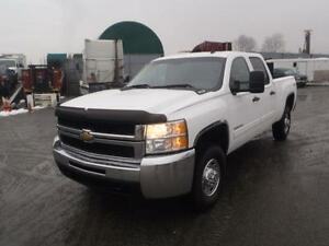 2010 Chevrolet Silverado 2500HD LT1 Crew Cab Regular Box 4WD
