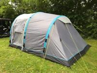 Airgo Horizon 4 4 berth air tent superb condition so easy to put up