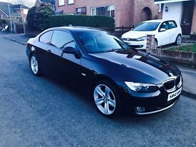 2008 BMW 3 SERIES Coupe 2.0 320d SE 2dr: FSH, MOT to Jan 2018
