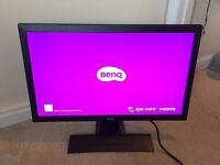 "BenQ 24"" Gaming Monitor Limited Edition w/original box and wires"