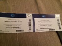 2 X STANDING TICKETS - PETE TONG AT O2 LONDON SAT 16TH DEC