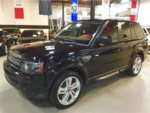 2013 Land Rover Range Rover Sport SUPERCHARGED WARRANTY