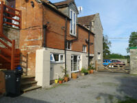 2 Bed Ground Floor Flat to Rent in Rural location near Bridgwater