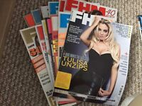 FHM Magazines**13 ISSUES**MINT**