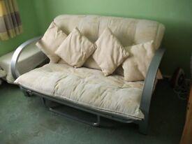 Futon / sofa bed for sale.