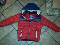 Boys Next Coat Age 4-5