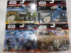 Star wars micromahines brand new