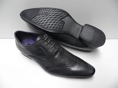 Costume Gris Pour Homme (Chaussures de ville gris pour HOMME taille 41 costume mariage cérémonie #ELG-030)