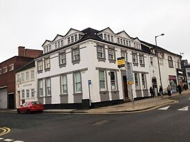 Luxury Apartment To Let in Stoke Town Centre