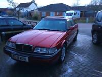 Rover 827 Sterling automatic SOLD
