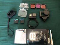 GO PRO HERO 8 BLACK (plus expensive useful accessories for vlogging)