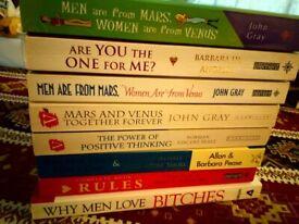 7 Relationship books