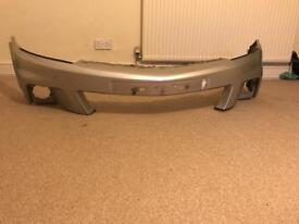 Astra vxr top section front bumper
