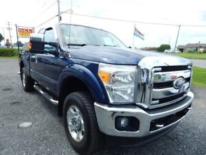 2011 Ford Super Duty F-250 XLT 6.2 L Essence - BOITE DE 6.5 PIED