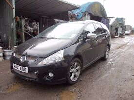 Mitsubishi GRANDIS WARRIOR DI-D 2008 BREAKING FOR SPARES PARTS