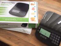 Weight Watchers Scales,Calculator & Quick Recipe Book