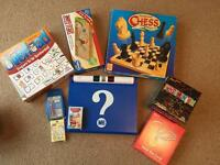 Fab family games -incl electronic guess who? - £12