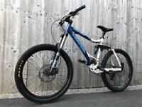Kona Coiler Deluxe full Suspension Enduro/Downhill Bike, HIGH SPEC, FOX, UPGRADED