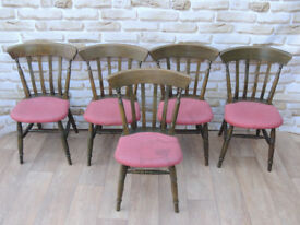 Set of dining chairs (Delivery)