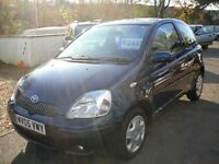 TOYOTA YARIS 1.0 VVT-i Colour Collection Hatchback 3d 998cc (blue) 2005
