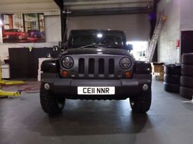 Kahn Jeep Wrangler 5 door