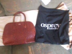 Osprey (London) Handbag in Case