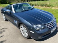 2006 Chrysler CROSSFIRE Roadster, Automatic 3.2V6 6mth warranty