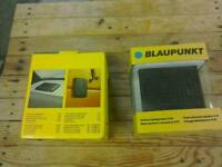 Two Blaupunkt radio speakers