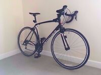 Specialized Allez E5 2016 Model For Sale, 56 inch frame - AS NEW (under 50 miles)