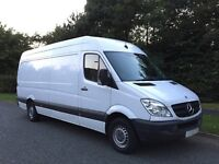 Mand and Van Service, Van and Driver Hire